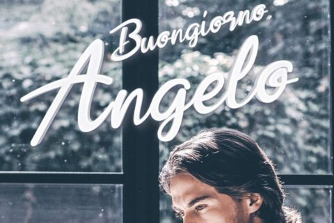 Cover reveal | Buongiorno, Angelo di Sue Brown