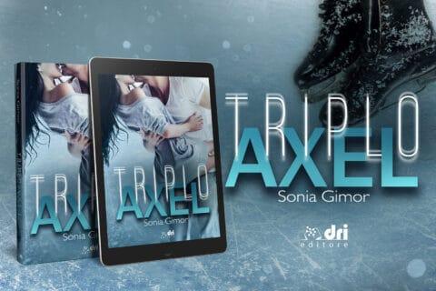 Cover reveal | Triplo Axel di Sonia Gimor