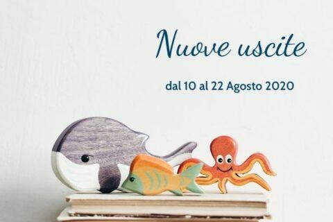 Nuove uscite dal 10 al 22 agosto 2020