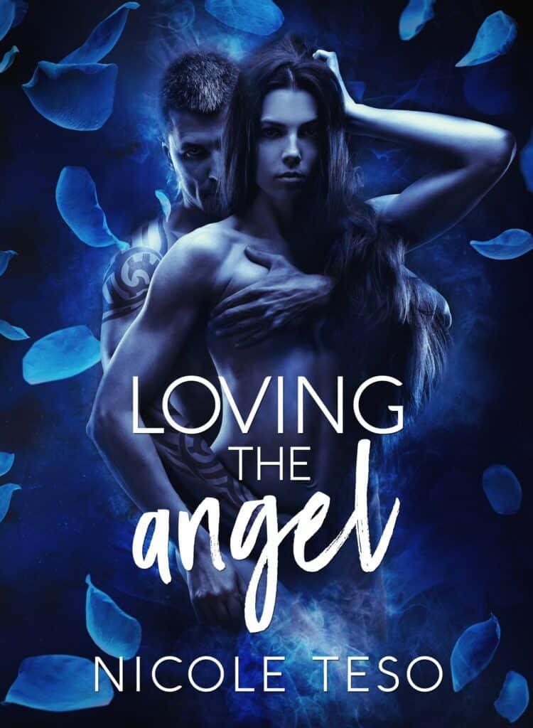 Cover reveal | Trilogia Loving The Demon di Nicole Teso 2