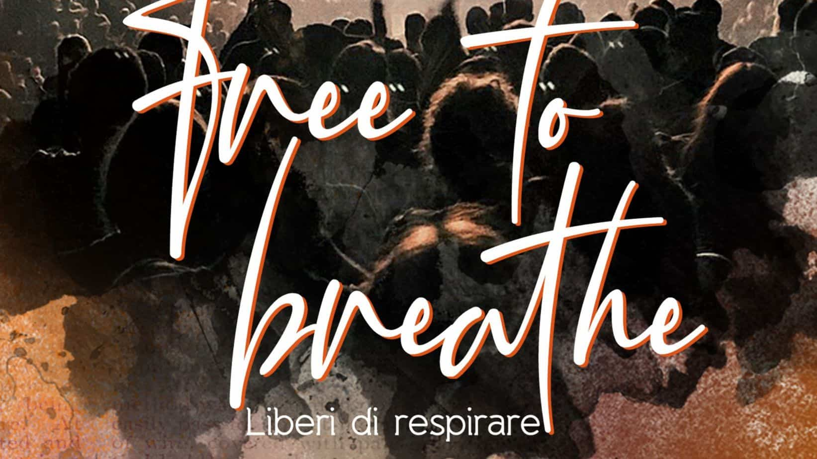 Free to breathe cover
