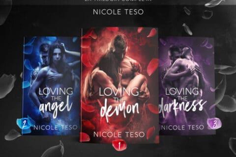 Segnalazione | Trilogia Loving The Demon di Nicole Teso