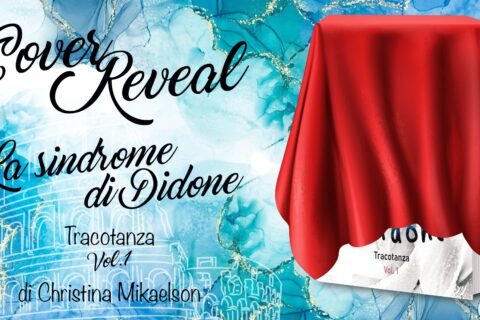 Cover reveal | La Sindrome di Didone: Tracotanza Vol.1