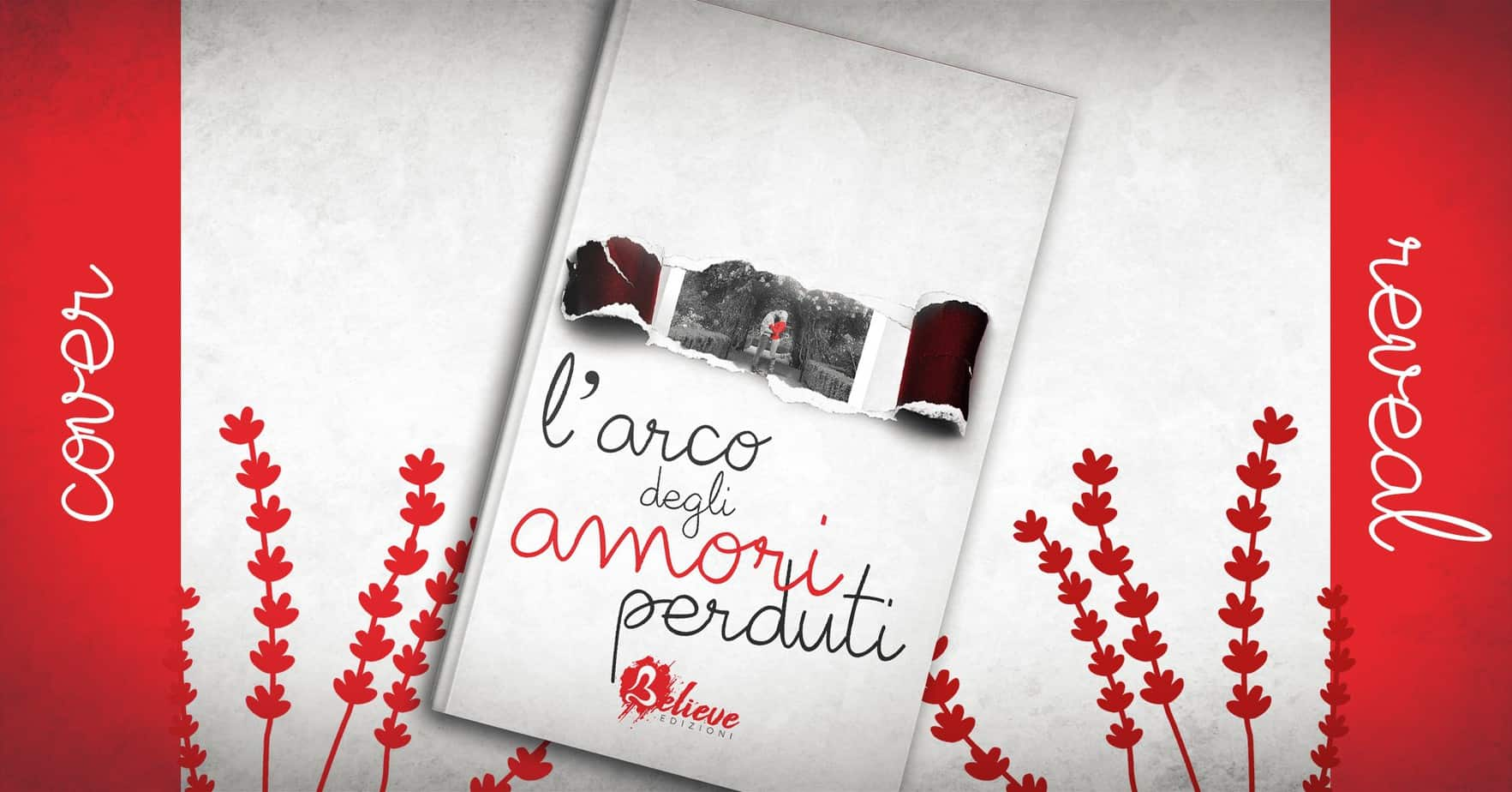 cover reveal l'arco degli amori perduti roberta chillè