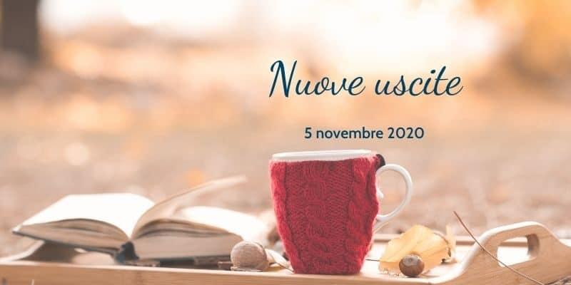 Nuove uscite 5 novembre 2020