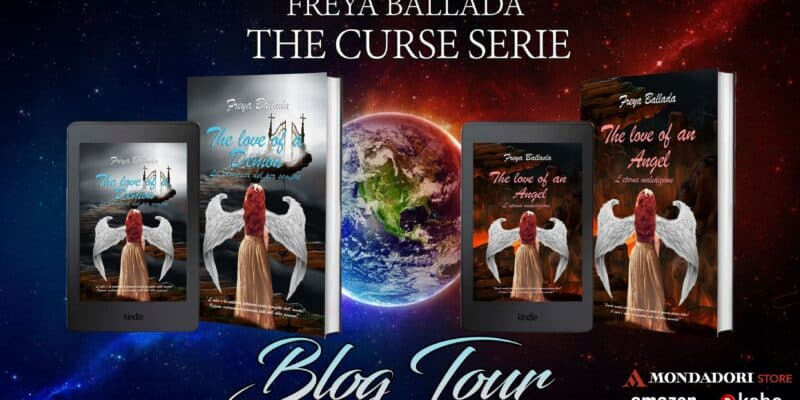 blog tour dilogia The curse di Freya Ballada