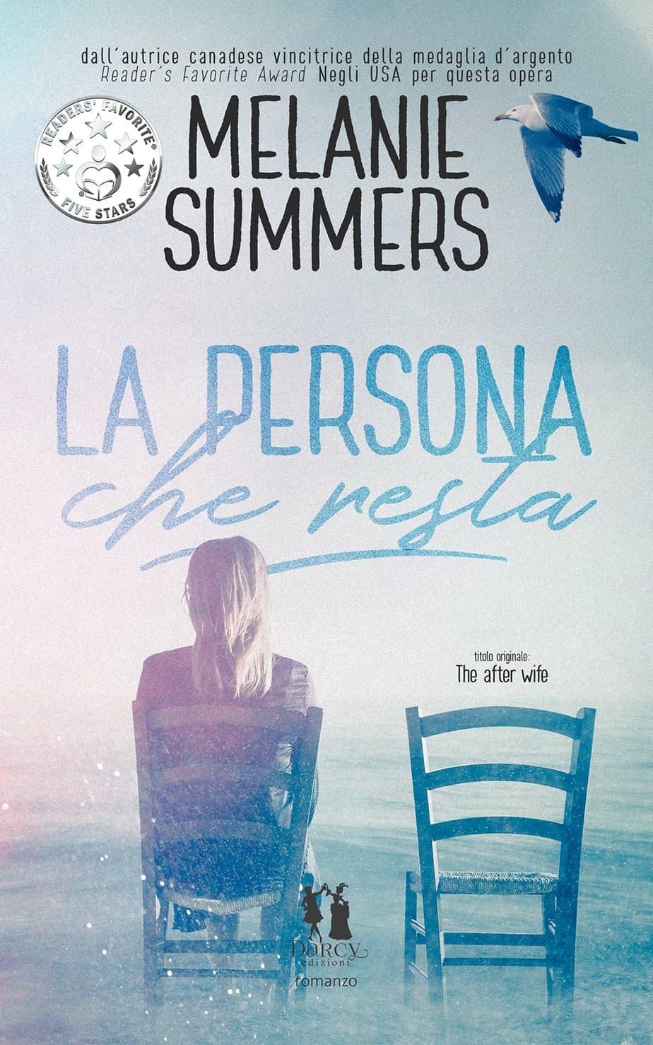 Segnalazione | La persona che resta di Melanie Summers