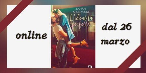 Segnalazione | L'identità perfetta di Sarah Arenaccio