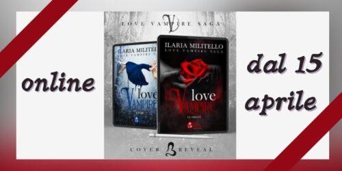 Segnalazione | Le origini Love Vampire Saga Vol. 2.5 di Ilaria Militello