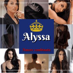 Alyssa Amore combinato di Audrey B.